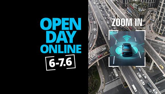 TAU Open Day